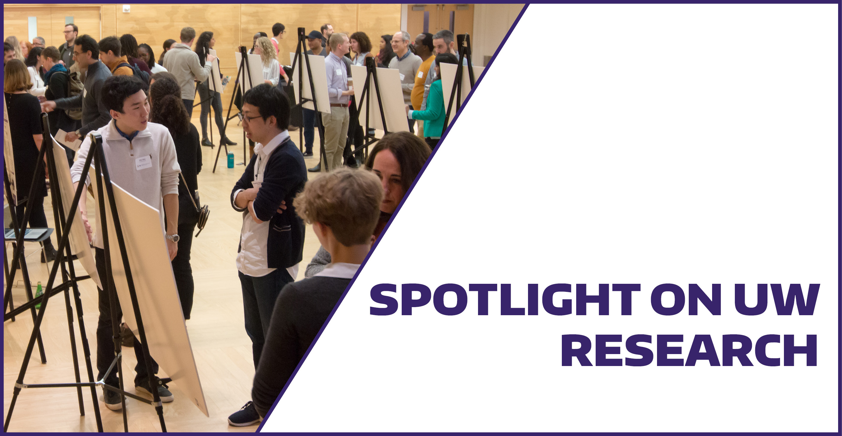 Spotlight on UW research