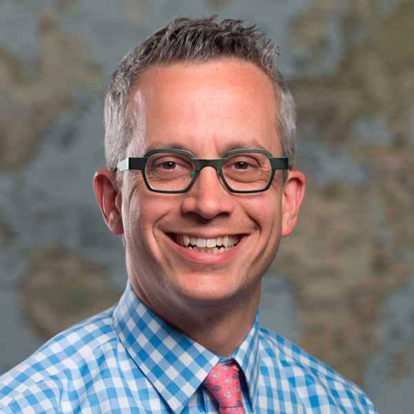 Dr. Jared Baeten