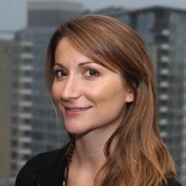 Dr. Jillian Pintye headshot
